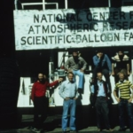 1981 at NSBF in Palestine Texas - TMSS launch