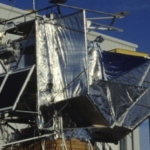 BEAST with solar panels - NASA 2000
