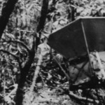 Downed TMSS Payload in Trees in Brazil - 1985