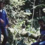 In the jungle - searching for TMSS payload - Brazil 1985