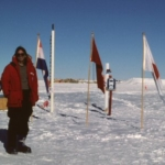 South Pole 1988 - Todd Gaier and Jeff Schuster