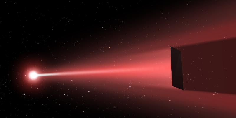 DEEP-laser sail